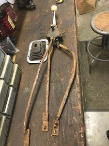 Mopar 1970 Challenger Cuda Hurst A833 4 Speed Shifter Linkage Assembly