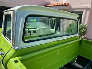 1960 1961 Chevy Apache Truck Custom Deluxe Cab Paint Divider Rare In Stock