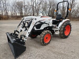 New 2020 Bobcat Ct2025 Compact Tractor loader Manual 4x4 24 5 Hp 540 Pto
