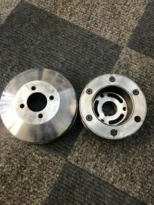 Sr Performance Underdrive Pulleys 05 10 Gt