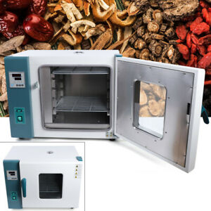 1 5cu Ft Drying Oven 1000w Digital Heating Power Air Convection Us Stock
