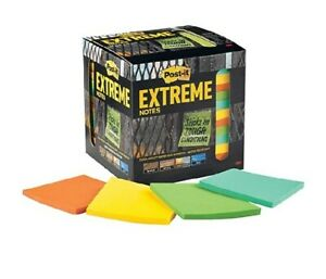 Post it Extreme Notes 3 X 3 12 Pads