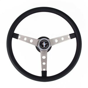 Grant 968 Classic Series Nostalgia Steering Wheel 15 D Black Foam Cushion Grip