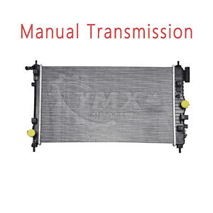 Stock Clearance Radiator For Buick Regal 2 0l Turbo Only 2011 2013 Manual Trans