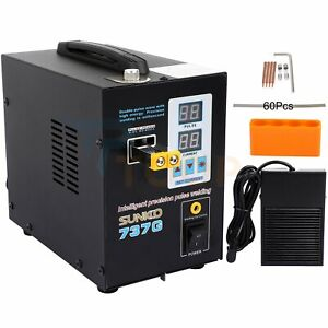 737g Spot Welder 1 5kw Solder Welding Machine For 18650 Battery Pack 110v