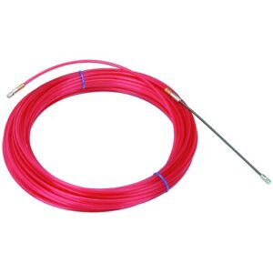 Cen Tech 50 Ft Nylon Fish Tape Electrical Conduit Cable Puller