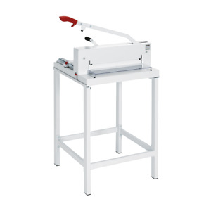 Mbm Triumph 4300 Economical Manual Tabletop Cutter With Fast action Clamp Cu0449