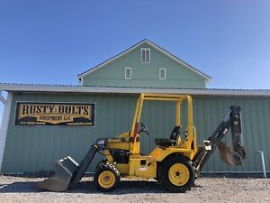 2017 Teramite T5 Loader Backhoe Tlb Clean Low Hours Cheap Shipping Rates