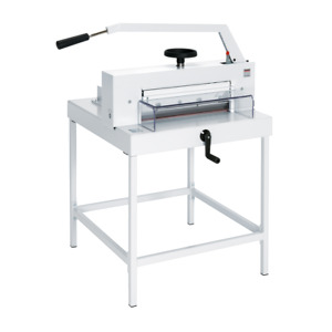 Mbm Triumph 4705 Manual Cutter