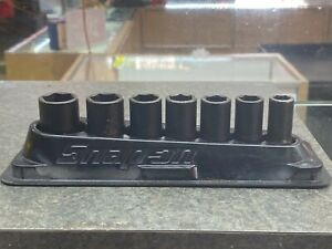 Snap On 3 8 Drive Impact Socket Set Of 7 Imfms 6 10 12 13 16 17 18