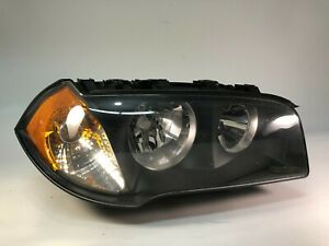 2004 2005 2006 Bmw X3 Right Hand Passenger Side Halogen Head Light Oem