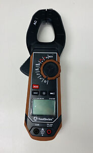 Southwire Digital Clamp Multimeter Meter Ac dc capacitance Tester 21010n