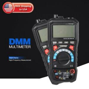 5 In 1digital Multimeter Lcd Display Noise Illuminance Humidity Temperature Us