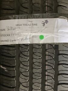 1 245 65 17 Goodyear Fortera Hl Used High Tread Tire 245 65 17 10 32nds