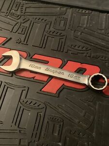 Snap On Oexm18b 18mm Short 12 Point Combination Wrench 9
