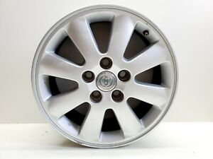 2002 2003 2004 2005 2006 Toyota Camry Aluminum Wheel Rim 8 Spoke 16x6 5 Oem Used