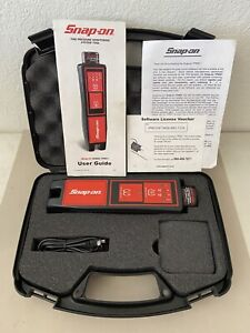 Snap on Tpms1 Tire Pressure Sensor Monitor System Set Free Shipping