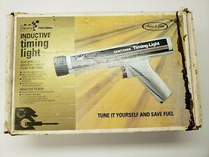 Craftsman Inductive Timing Light 28 2134 161 213400 With Manual Box