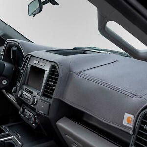 Carhartt Ltd Edition Custom Fit Dash Cover For Toyota Gravel Brown Covercraft
