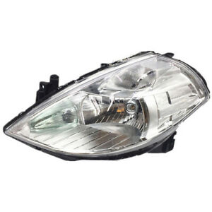 Headlight Set For 2010 2011 Honda Accord Crosstour Left