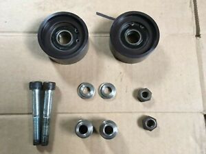 05 07 Scion Tc Supercharged Toyota Trd Idler Pulleys Bolts Oem Rare Parts