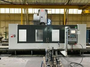 Used 2004 Haas Vs 3 Cnc Vertical Machining Center