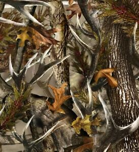 Hydro Dip Water Transfer Hydrographic Film Deer Horn Camo 1m