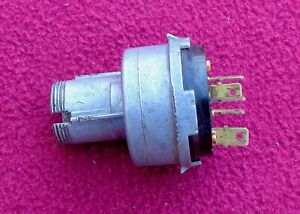 1968 Dodge Charger R t Ignition Switch