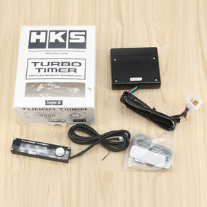 Hks Universal Digital Auto Car Type 0 Turbo Timer With Led Display With Logo