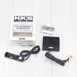 Hks Universal Turbo Timer Digital Auto Car Type 0 With Led Display