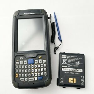 Intermec Cn70 Ultra rugged Mobile Computer Barcode Scanner Model 1000cp01u