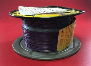 National Wire Cable M16878 17bee7 1000 ft Spool 36awg Circuit Lead