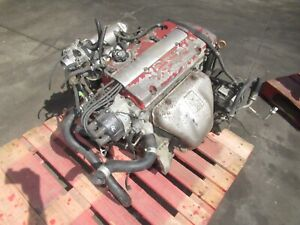 Jdm Honda Prelude H22a Type S Engine Euro R H22a Parts Engine Only Bad Motor