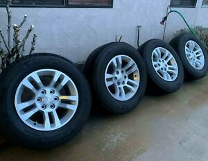 18 New Takeoffs 2020 Chevy Tahoe 18 Wheels Rims Michelin Tires Tpms Lugs
