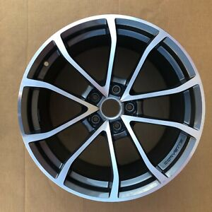 19 Chevrolet Corvette Wheel Factory oem Rim 9598724 Front Speedline