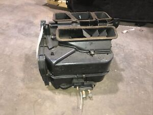 96 98 Honda Civic Sedan Oem Heater Core Hvac Box Civic Heat Cool