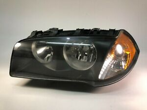 2004 2005 2006 Bmw X3 Left Hand Driver Side Halogen Head Light Lamp Assembly Oem