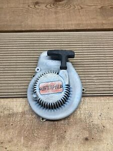 Stihl Ts350 ts360 Concrete Cut off Saw Oem Recoil Starter Assembly used