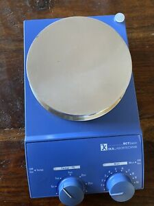 Ika Rct Basic S1 Safety Control Magnetic Hot Plate Stirrer
