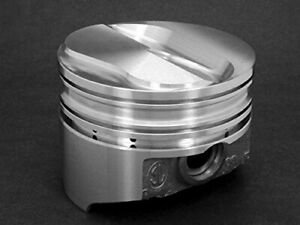 Kb Performance Pistons Kb157 040 Chevy 327 Solid Dome Pistons 5 7 Rod 4 040 Bore