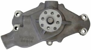 Moroso 63500 Sbc Cast Aluminum Water Pump Short Style