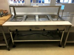 Adcraft Open Well Steam Table Model St 240 4