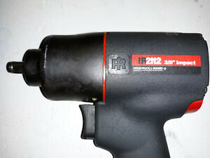 Ingersoll Rand 2112 3 8 Dr Pneumatic Impact Wrench Looks Barely Used