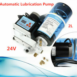 60cc min Electric Grease Pump 2 Model Oil Lubricant Pump For Punching Machine