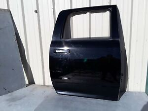2009 2018 Dodge Ram 1500 Pickup 4x4 Rear Passenger Side Door Shell Panel Oem