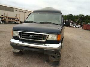 Rear Bumper Without Step Bumper Chrome Fits 05 14 Ford E150 Van 302553