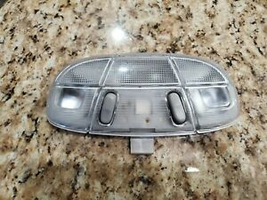 Ford Explorer Econoline F150 Expedition Overhead Dome Map Light Lamp Oem Factory