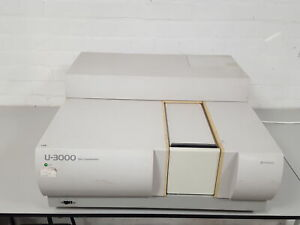 Hitachi U 3000 Uv Spectrophotometer Lab