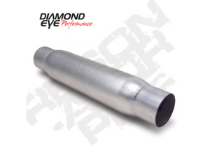 Diamond Eye Performance 4 Aluminized Quiet Tone Resonator 400400