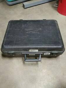 Snap On Carrying Case For Diagnostic Scanner Mt2500 Black Case Only Box Suitcase